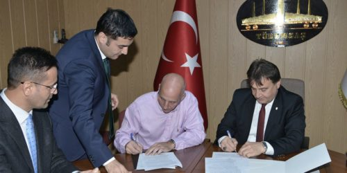 Memorandum of understanding sealed with Turkish government owned corporation TÜDEMSAŞ