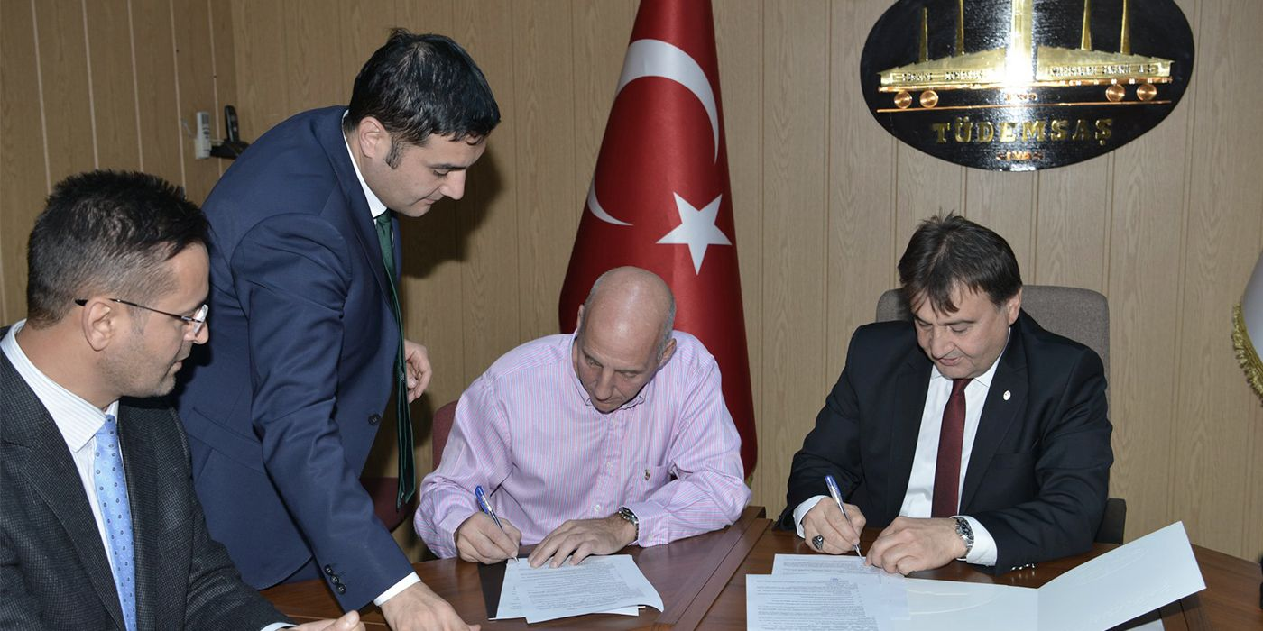 Flexiwaggon and Turkish TÜDEMSAŞ signs MoU